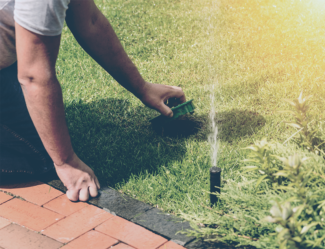 How To Clean And Inspect Your Irrigation System For Spring